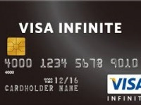 Carta Visa Infinite